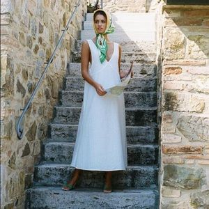 COPY - WITH JEAN // Capri dress